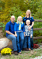 Anderson Family - Oct. 2012
