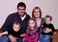Pederson Family - Jan. 2013
