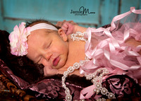 Oaklee - newborn session