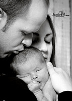 Hudson - newborn session