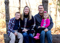 Mitchell Family - Fall 2016