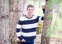 Conner Choate - Senior 2017