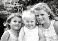 Pridemore girls - mini session