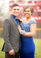 Sean and Cheyanne - Prom 2016